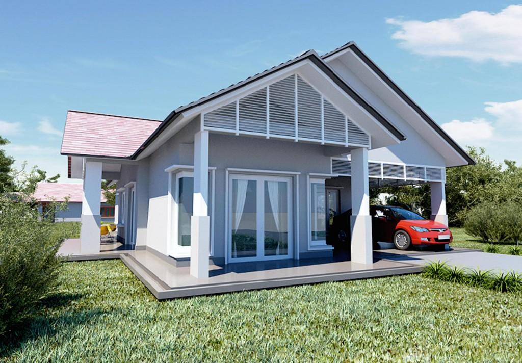 rumah RM3 sehari