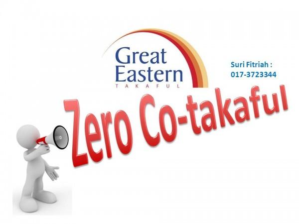 zero co-takaful