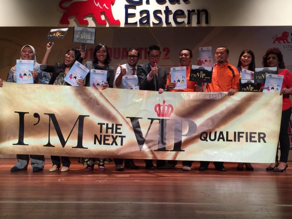 Kami adalah SES6 VIP Qualifiers!