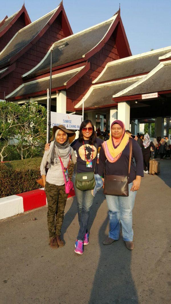 Nak bertolak ke Chiang Mai