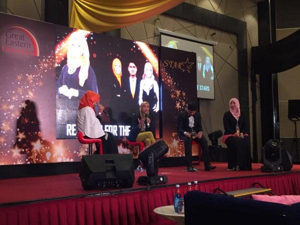 Dr Anje sebagai ahli panel forum
