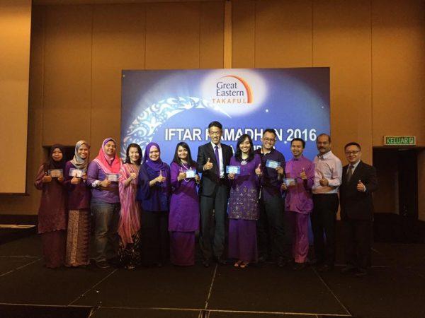 Iftar & Raya Celebration Qualifiers bersama CEO GELM & CEO GETB