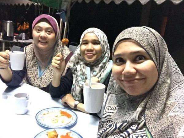 Kamilah 3 Agency Manager dari SNUTeam