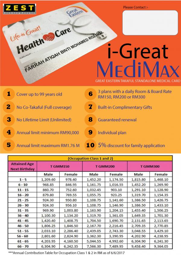 MediMAx Brochure