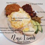 Nasi Lemak Great Eastern Terbaik Dari Ladang!!!